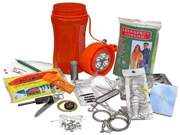 Εικόνα της Κιτ Επιβίωσης Μεγάλο Mil-Tec Outdoor Survival Box