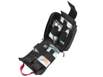 Εικόνα της Φαρμακείο Τσαντάκι Mil-Tec IFAK First Aid Laser Cut Μαύρο