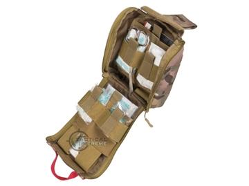 Εικόνα της Φαρμακείο Τσαντάκι Mil-Tec IFAK First Aid Laser Cut Multitarn