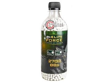 Εικόνα της Μπίλιες Airsoft Elite Force Premium Selection BB's 6mm 0.30gr 2700 pcs
