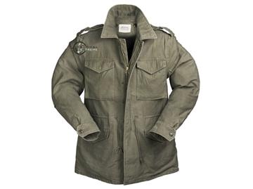 Εικόνα της Vintage Μπουφάν US M51 Field Jacket Prewash Mil-Tec Χακί