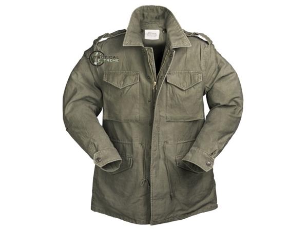 Tacticalshop - Vintage Μπουφάν US M51 Field Jacket Prewash Mil-Tec Χακί 1df0ca0c602