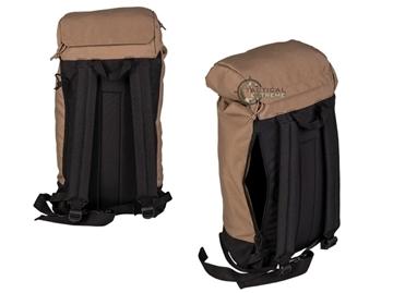 Εικόνα της Σακίδιο Πλάτης Vintage Walker Backpack 20L Mil-Tec Dark Coyote