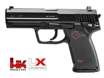 Εικόνα της Airsoft Umarex Heckler & Koch USP Co2 6mm