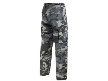 Εικόνα της Παντελόνι US Ranger BDU Style Mil-Tec Dark Camo