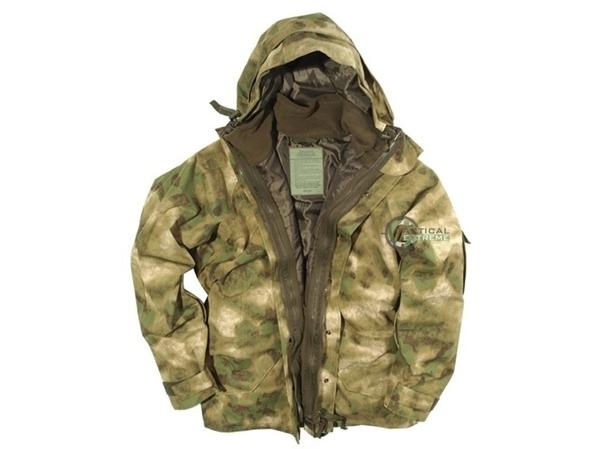 Tacticalshop - ECWCS Μπουφάν Αδιάβροχο Mil-Tacs FG Wet Weather Jacket 20f91e54b73
