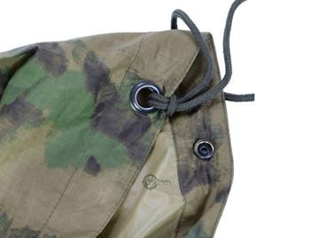 Εικόνα της Πόντσο Mil-Tacs FG με Κουκούλα Ripstop Mil-Tec US Poncho