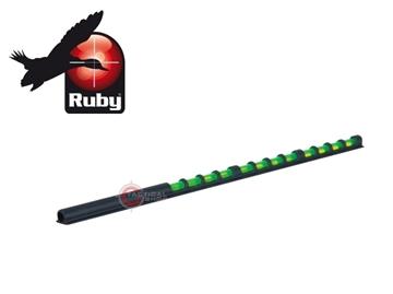 Εικόνα της Αυτοκόλλητο Σκοπευτικό Οπτικής Ίνας Ruby Green 120mm