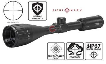 Εικόνα της Διόπτρα Σκοποβολής Sightmark Core HX 6-24x50AO VHR Hunter Reticle