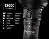 Picture of Επαναφορτιζόμενος Φακός Favour Protech T2417 12.000 Lumen