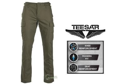 Εικόνα της Παντελόνι Slim Fit US BDU Field Teesar Χακί