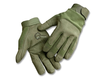 Εικόνα της Γάντια Mil-Tec Tactical Army Gloves Χακί