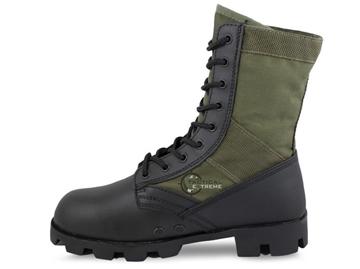 Εικόνα της Μπότες Jungle Panama Boots Mil-Tec Λαδί