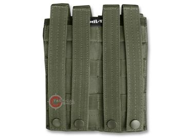 Εικόνα της Διπλή Θήκη Γεμιστήρων AK47 Χακί