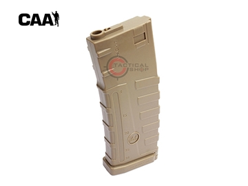 Εικόνα της Γεμιστήρας CAA για AEG Airsoft Όπλα Τύπου M16/M15/M4/AR 140rds FDE