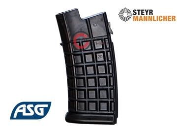 Εικόνα της Γεμιστήρας mid-cap για ηλεκτροκίνητα όπλα airsoft τύπου STEYR AUG 110rds
