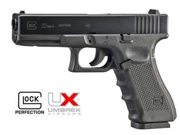 Εικόνα της Αεροβόλο Glock 22 Gen 4 Umarex 4.5mm Co2