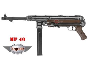 Εικόνα της Υποπολυβόλο Αεροβόλο Legends MP 40 German Legacy Edition