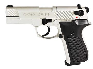 Εικόνα της Αεροβόλο Πιστόλι Walther CP88 Umarex CO2 Nickel