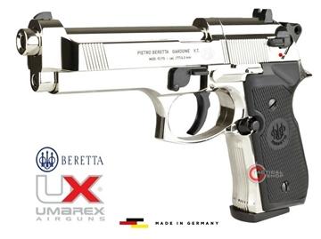 Εικόνα της Αεροβόλο πιστόλι Beretta M92 FS Chrome