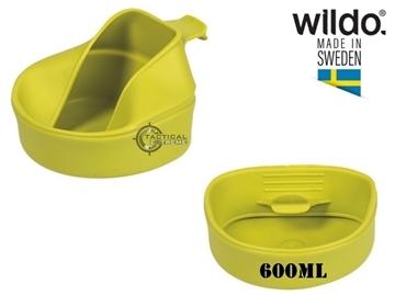 Εικόνα της Πτυσσόμενο Ποτήρι Φλιτζάνι 600 ml Wildo Fold-A-Cup Lime