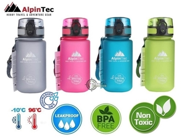 Εικόνα της AplinTec Παγούρι 350ml BPA Free Fast Open