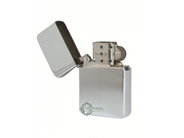 Εικόνα της Αντιανεμικός Αναπτήρας Mil-Tec Windproof Lighter Brushed