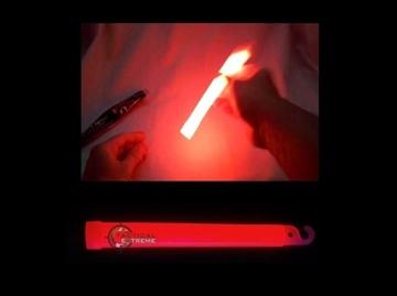 Εικόνα της Κόκκινο Χημικό Φως Lightstick 1 X 15 cm