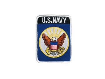 Εικόνα της Σιδερότυπο Σήμα US Navy Της Mil-tec