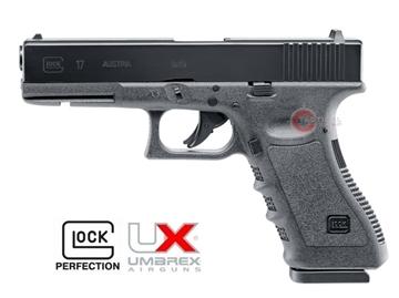 Εικόνα της Αεροβόλο Glock 17 Blowback BB's & Pellet 4.5mm