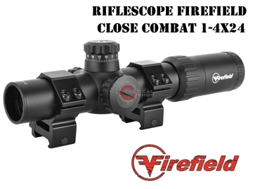 Εικόνα της Riflescope Firefield Close Combat 1-4x24