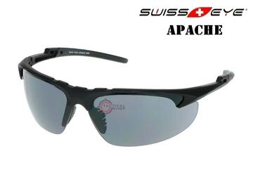 Εικόνα της Γυαλιά σκοποβολής - κυνηγιού Swiss Eye Apache Μαύρα