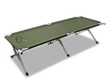 Εικόνα της Κρεβάτι Εκστρατείας Χακί Miltec Aluminium Folding Cot