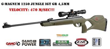 Εικόνα της Αεροβόλο Gamo G-Magnum 1250 Jungle IGT 4.5mm