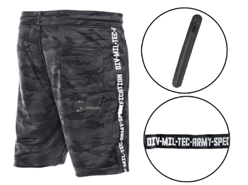 Εικόνα της Σορτς Βερμούδα Mil-Tec Training Shorts Dark Camo
