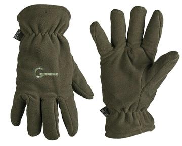 Εικόνα της Γάντια Mil-Tec Fleece Thinsulate Λαδί