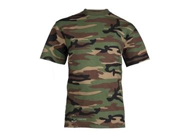 Εικόνα της Παιδικό T-shirt Mil-Tec Παραλλαγής