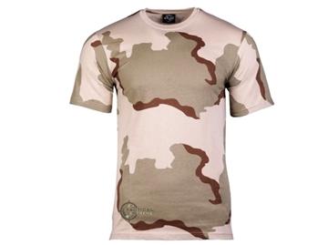 Εικόνα της Μπλουζάκι Mil-Tec T-shirt Desert 3 Color