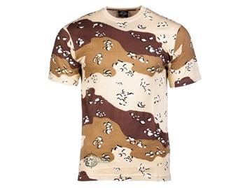 Εικόνα της Μπλουζάκι Mil-Tec T-shirt Desert 6 Color