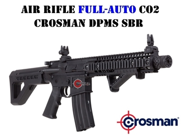 Εικόνα της Αεροβόλο Full-Auto Crosman DPMS SBR BB Air Rifle