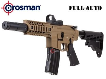 Εικόνα της Αεροβόλο Full-Auto Crosman Bushmaster MPW Air Rifle