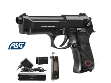 Εικόνα της Ηλεκτρικό Πιστόλι Airsoft ASG M92 ENB 6mm