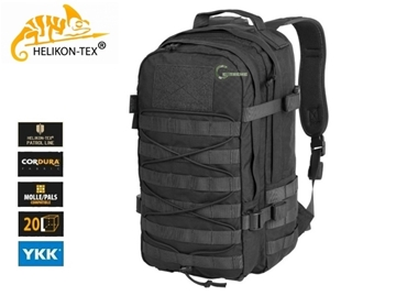 Εικόνα της Helikon Raccoon Mk2 Backpack Cordura Black