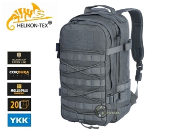Εικόνα της Helikon Raccoon Mk2 Backpack Cordura Shadow Grey
