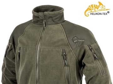 Εικόνα της Helikon Stratus Jacket Heavy Fleece Taiga Green