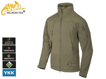 Εικόνα της Helikon Blizzard Jacket StormStretch Adaptive Green