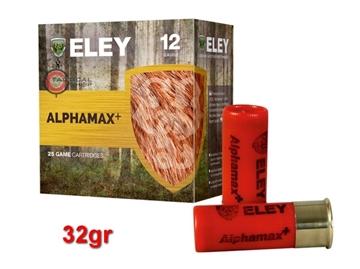 Εικόνα της Φυσίγγια Eley Hawk Alphamax 32gr