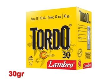 Εικόνα της Φυσίγγια Lambro Tordo 30gr