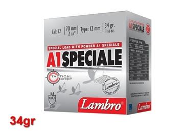 Εικόνα της Φυσίγγια Lambro A1 Speciale 34gr