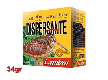 Εικόνα της Φυσίγγια Διασποράς Lambro Dispersante 34gr